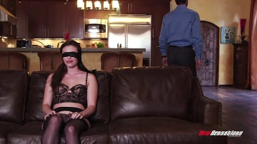 Casey Calvert - A Hotwife Blindfolded